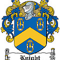 Knight Coat Of Arms Dublin by Heraldry