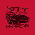 Knight Rider - Kitt Happens by Brand A
