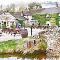 Knitsley Mill 5 by John Lynch