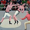 Knock Out by Jerzy Marek