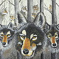 Knoxville Wolves by Terry Lewey