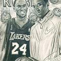 Kobe Bryant by Kobe Carter