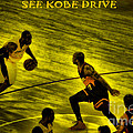 Kobe Lakers by RJ Aguilar