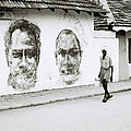 Kochi Urban Art by Shaun Higson