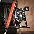 Kodak and Parker Still Life by Tom Mc Nemar
