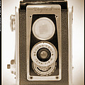 Kodak Duaflex Iv Camera by Mike McGlothlen