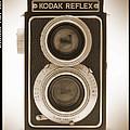 Kodak Reflex Camera by Mike McGlothlen