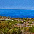 Kohala Coast Panorama by Omaste Witkowski