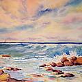 Kohala Coast Surf by Diane Lynn KENT