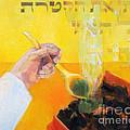 Kohen Gadol On Yom Kippur by David Baruch Wolk