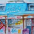 Kohrs Frozen Custard by Elaine Duras