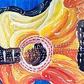 Koi Guitar by Deda Happel