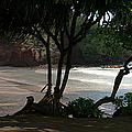 Koki Beach Hana Maui Hawaii by Sharon Mau