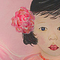Kokoa Little Angel For Love Of The Heart by The Art With A Heart By Charlotte Phillips