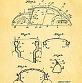 Komenda Vw Beetle Body Design Patent Art 1945 by Ian Monk