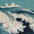 Konen Uehara Waves by Georgia Fowler