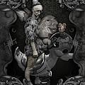 Koo Koo The Bird Girl by Gregory Dyer