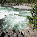 Kootenai Falls by Peter Falkner/science Photo Library