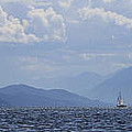 Kootenay Sail by Cathie Douglas