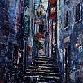 Korcula - Old Town - Croatia by Miroslav Stojkovic - Miro