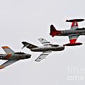 Korean War Flight by Tommy Anderson