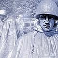Korean War Memorial by Nigel Fletcher-Jones