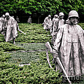 Korean War Veterans Memorial by Olivier Le Queinec