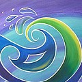 Koru Surf by Reina Cottier