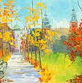 Krakow - Autumn by Luke Karcz
