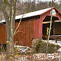 Krickbaum Bridge  by Jeff Kurtz