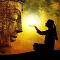 Krishna Devotion by Tim Gainey