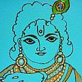 Krishna by Kruti Shah