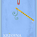 Krishna The Playful by Tim Gainey