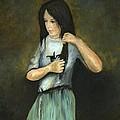 Kristina At 18 by Cecilia Brendel