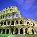 K.straiton Colosseum, Rome by Ken Straiton