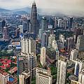 Kuala Lumpur City by Adrian Evans