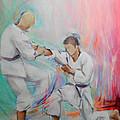 Kumite by Lucia Hoogervorst