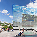 Kunstmuseum Stuttgart Museum by Panoramic Images