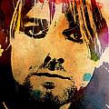 Kurt Cobain 3 by Andrew Fare