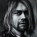 Kurt Cobain by Andre Koekemoer