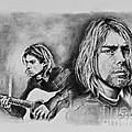 Kurt Cobain by Art Imago