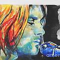 Kurt Cobain by Chrisann Ellis