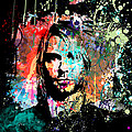 Kurt Cobain Portrait by Gary Grayson