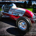 Kurtis Kraft Racer by David B Kawchak Custom Classic Photography