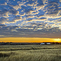 Kyle Barn Sunrise by Sean Wray
