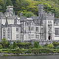 Kylemore Abbey by Mike McGlothlen
