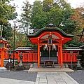 Kyoto Fushimi Shrine-1 by Sergey Reznichenko