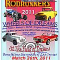 L C Rodrunner Car Show Poster by Jack Pumphrey