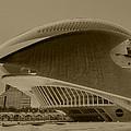 L' Hemisferic - Valencia by Juergen Weiss