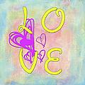L O V E Disney Style by Paulette B Wright